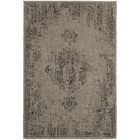 Raiden Gray/Charcoal Area Rug Size: Rectangle 6'7
