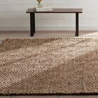 Grassmere Hand-Woven Area Rug Rug Size: Rectangle 4' x 6'