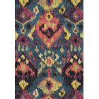 Theodora Teal Area Rug Rug Size: Rectangle 7'10