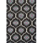 Theodora Charcoal Area Rug Rug Size: Rectangle 9'6