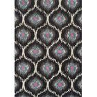 Theodora Charcoal Area Rug Rug Size: Rectangle 5'3