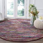 Samaniego Hand-Woven Area Rug Rug Size: Rectangle 5' x 8'