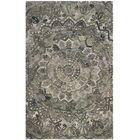 Brantley Hand-Tufted Gray Area Rug Rug Size: Rectangle 6' x 9'