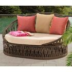 Agawam Daybed with Cushions Color: Red