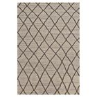Leonel Hand-Knotted Natural/Linen Area Rug Rug Size: Rectangle 4' x 6'