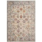 Soren Cream/Purple Area Rug Rug Size: Rectangle 9' x 12'