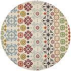 Kouerga Area Rug Rug Size: Round 8'9