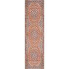 Varian Copper Area Rug Rug Size: Runner 2'3