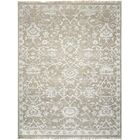 Haddou Hand-Knotted Gray Area Rug Rug Size: Rectangle 7'9