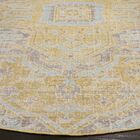 Chauncey Light Gray Area Rug Rug Size: Square 6'