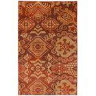 Barkhampstead Orange/Rust Area Rug Rug Size: Rectangle 8' x 10'