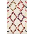 Juney Hand-Tufted Wool Ivory Area Rug Rug Size: Rectangle 8' x 10'