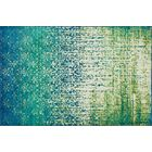 Cedro Blue/Green Area Rug Rug Size: Rectangle 5'2