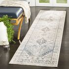 Egremont Vintage Persian Gray Area Rug Rug Size: Rectangle 2'2