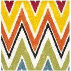 Senter Kids Ivory Shag Area Rug Rug Size: Square 6'7