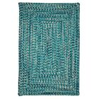 Giovanni Hand-Woven Blue Outdoor/Indoor Area Rug Rug Size: Rectangle 8' x 11'