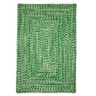 Giovanni Hand-Woven Green Outdoor Area Rug Rug Size: Square 8'