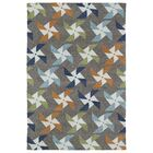 Margo Taupe Area Rug Rug Size: Rectangle 5' x 7'