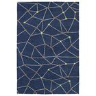 Marilyn Denim Area Rug Rug Size: Rectangle 8' x 10'