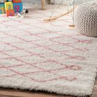 Lane Baby Pink Area Rug Rug Size: Rectangle 4' x 6'