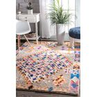 Gwyneth Hand-Tufted Gray Area Rug Rug Size: Rectangle 5' x 8'