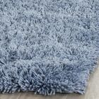 Ariel Light Blue Area Rug Rug Size: Rectangle 4' x 6'
