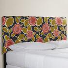 Eloy Upholstered Panel Headboard Size: Queen