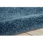 Shelley Slate Blue Area Rug Rug Size: Rectangle 3'11