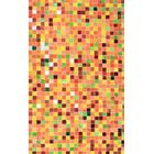 Patchwork Multi-colored Area Rug Rug Size: Square 4'