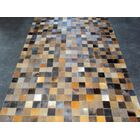 Patchwork Baltic II Brown Area Rug Rug Size: Rectangle 3' x 5'