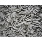 Enoki Felted Shag Silver Area Rug Rug Size: Rectangle 5' x 7'