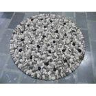 Pebbles White Area Rug Rug Size: Rectangle 9' x 12'