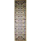 Anora Gabbeh Wool Beige Area Rug Rug Size: Runner 3' x 10'
