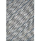 Guilford Blue Area Rug Rug Size: Rectangle 6'7