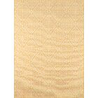 Halliday Yellow/White Outdoor Area Rug Rug Size: Rectangle 6'7