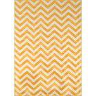 Halliday Traditional Yellow Indoor/Outdoor Area Rug Rug Size: Rectangle 7'10
