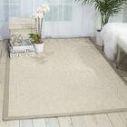 Seacor Sand Dollar Indoor/Outdoor Area Rug Rug Size: Rectangle 3' x 7'6