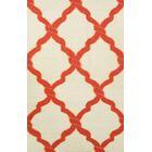 Hazeltine Red Radene Rug Rug Size: Rectangle 7'6