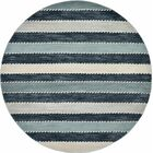Foxfield Blue Area Rug Rug Size: Runner 2'7