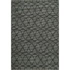 Halliday Charcoal Indoor/Outdoor Area Rug Rug Size: Rectangle 8'6