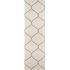 Caldwell Hand-Tufted Ivory Area Rug Rug Size: Rectangle 5' x 8'