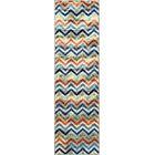 Halliday Green/Blue Indoor/Outdoor Area Rug Rug Size: Rectangle 7'10