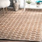 Stratford Hand-Woven Natural Area Rug Rug Size: Rectangle 5' x 8'