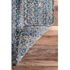 Cady Blue Area Rug Rug Size: Rectangle 7'6