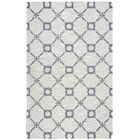 Anniedale Hand-Tufted Wool Gray Area Rug Rug Size: Rectangle 9' x 12'