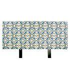 Eden Alice Upholstered Panel Headboard Size: California King, Upholstery: Cadet