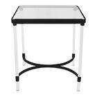 End Table Color: Black