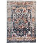 Aranda Gray Area Rug Rug Size: Rectangle 4 'x 6'
