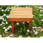 Thibeault Wooden Side Table Color: Super Deck