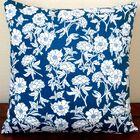 Peony Flowers Sateen Indoor Sateen Cotton Throw Pillow